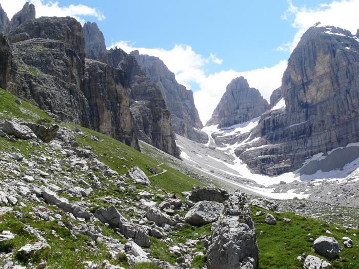 <b>Fantastiche escursioni in alta quata</b>