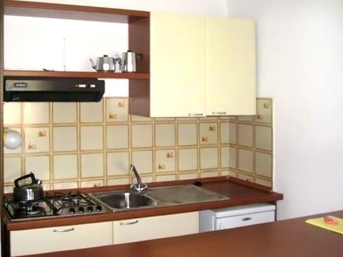 <b>Fornitissime cucine all'interno dei nostri appartamenti</b>