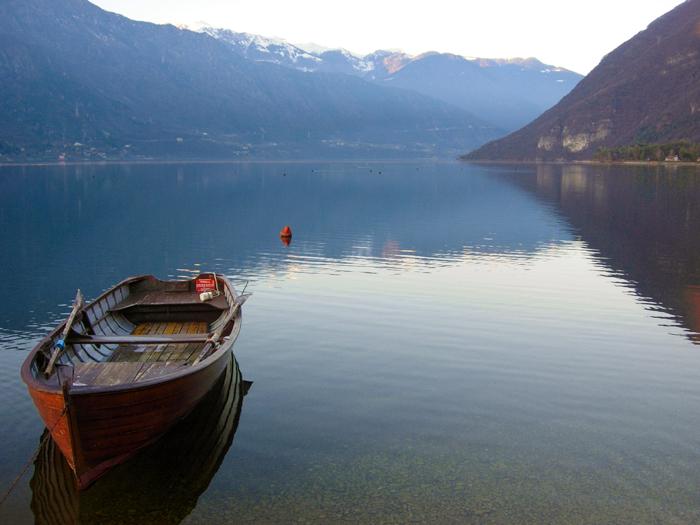 <b>Lago d'Idro, Lombardia</b>