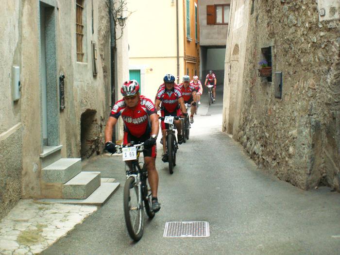 <b>Luogo indicato anche per gli appasionati di mountai bike</b>
