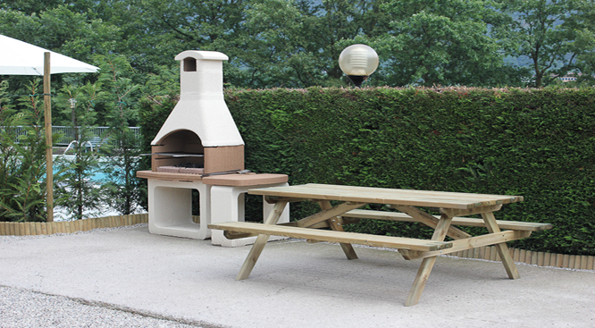 Residence Elettra, BBQ Lago d'Idro - S.Vampini